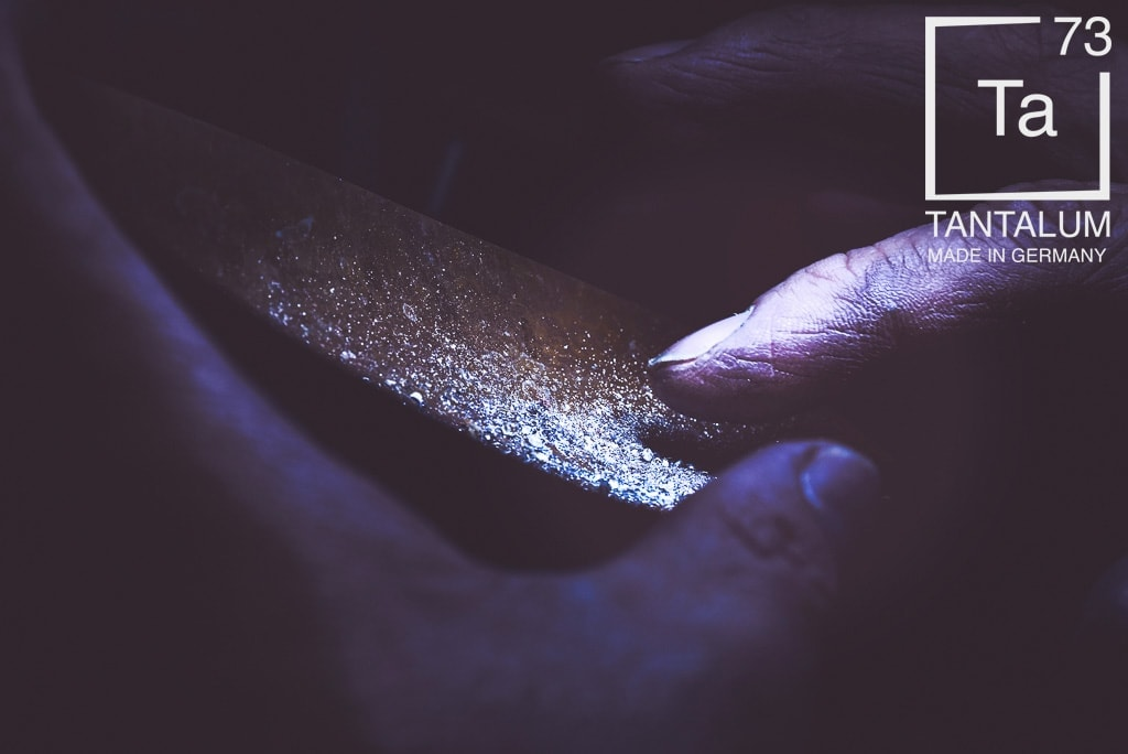handverlesene Diamanten